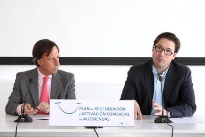 Alcobendas recibe el Premio Nacional de Comercio Interior