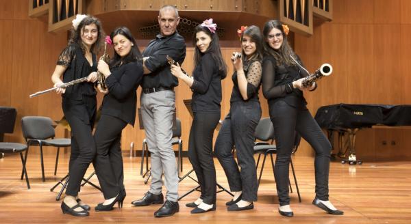 Música cubana con Aíres Tropicales en el Centro de Arte