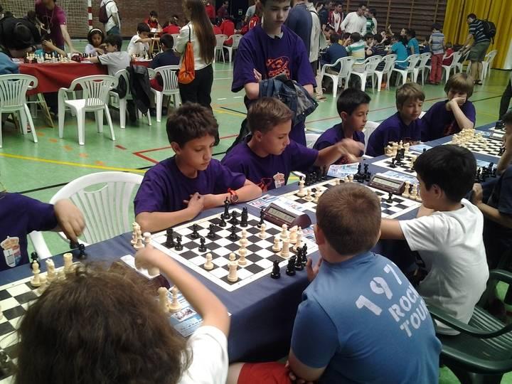 XVI Torneo de Ajedrez en Sanse
