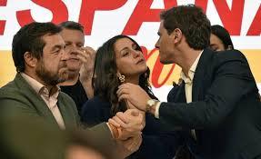 Rivera dimite tras los resultados de Ciudadanos