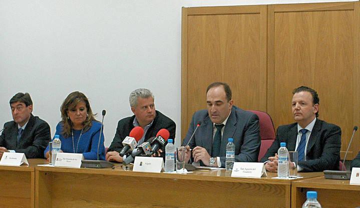 14 municipios reclaman ampliar la línea de Cercanías C4