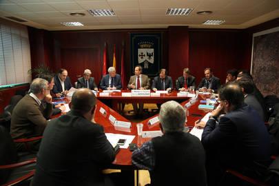 Reunión de Alcaldes afectados para plantear soluciones a la Alternativa de la A-1