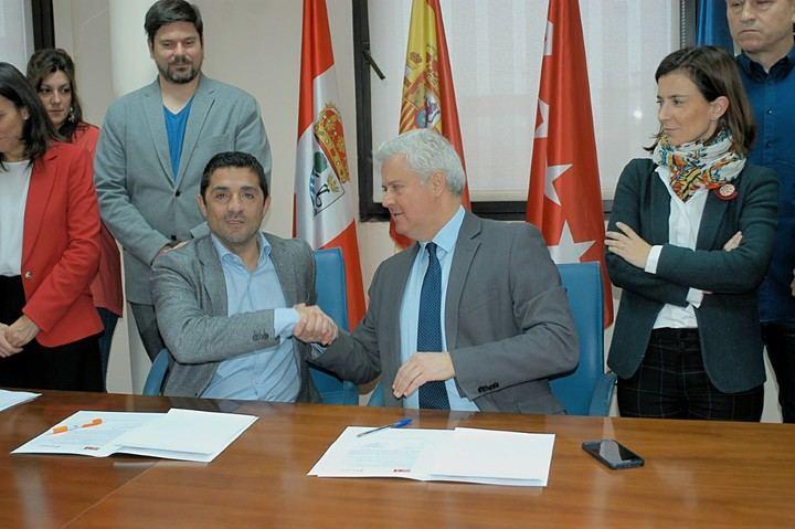 PSOE y Ciudadanos incluyen en su Acuerdo Programático la defensa constitucional de la unidad de España