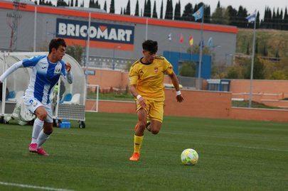 Importante victoria del Alcobendas Sport en Leganés