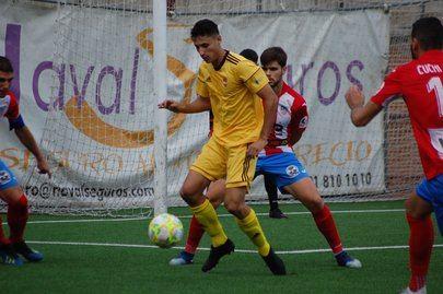 El Alcobendas Sport pierde en casa del líder de su grupo