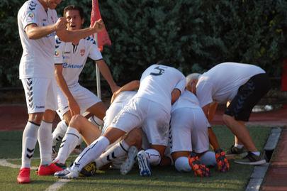 Comienzo inmaculado del Alcobendas Sport en su grupo de Tercera División