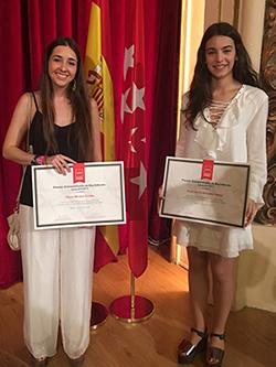 Premios Extraordinarios de Secundaria y Bachillerato