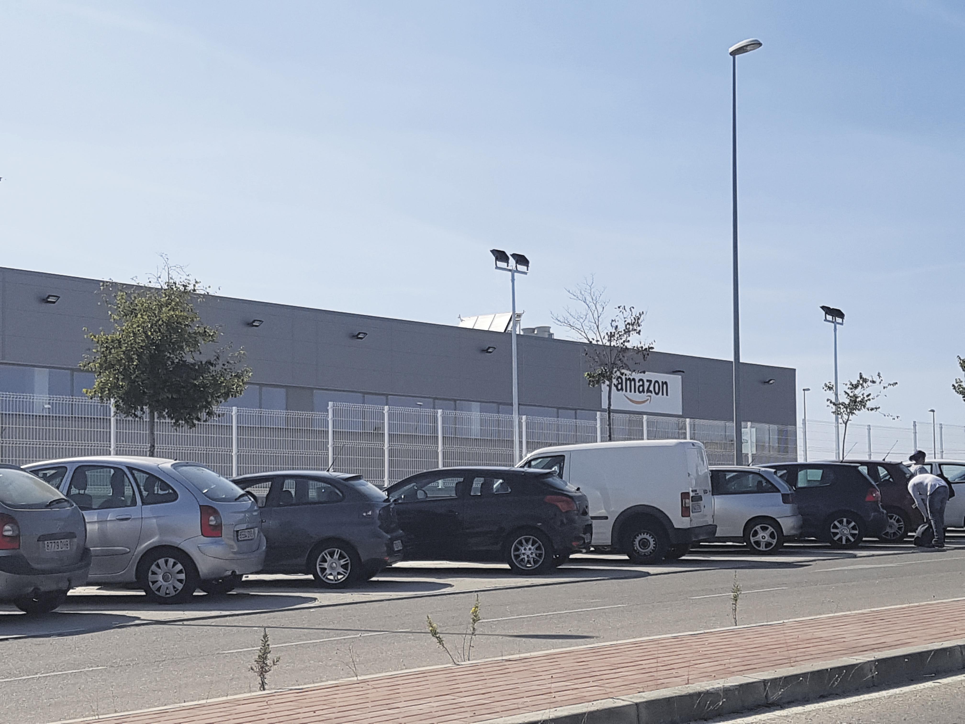 caf4636d3e5 Amazon abre una estación de su red logística en Alcobendas