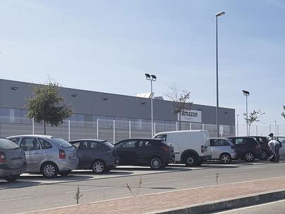 Amazon abre una estación de su red logística en Alcobendas