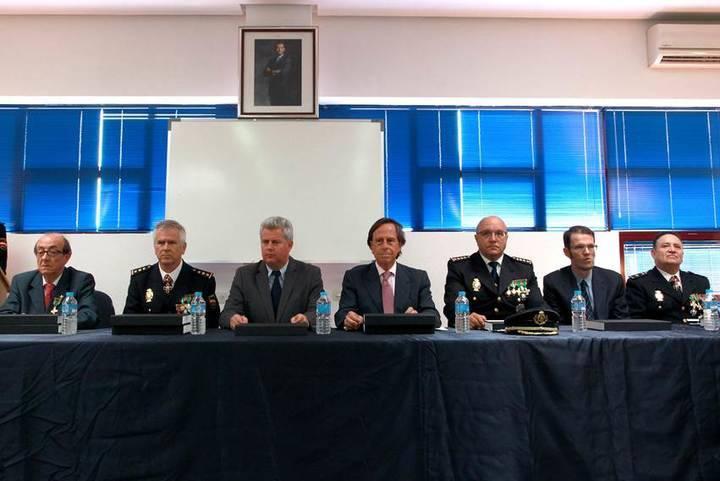 La Policía Nacional celebró su onomástica