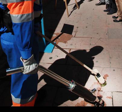 Paquete de medidas extraordinarias para mejorar la limpieza en Alcobendas