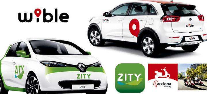 Comparativo sobre la movilidad ciudadana: 'Carsharing'