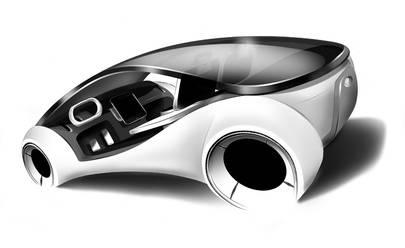 El coche de Apple para el 2017