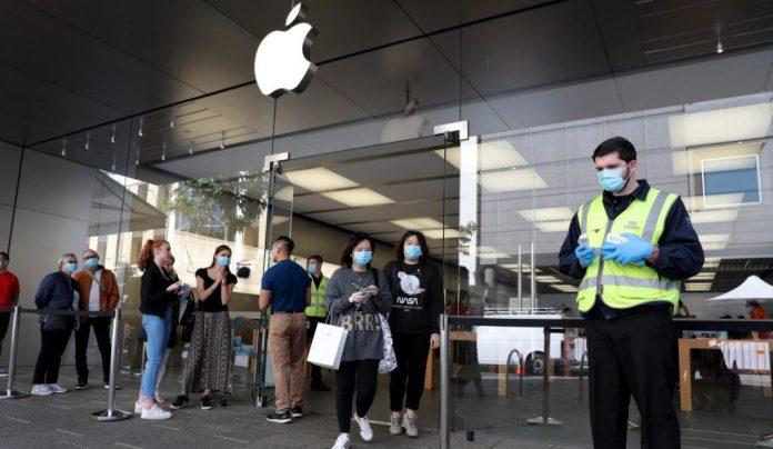 Apple y Google lanzan sus apps de rastreo de infectados por covid-19