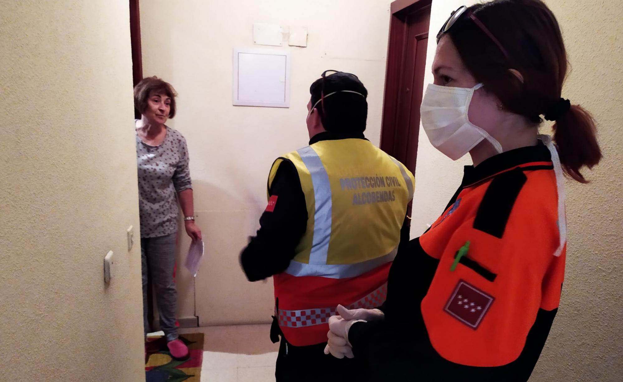 El Ayuntamiento de Alcobendas ofrece atencción permanente a las personas mayores