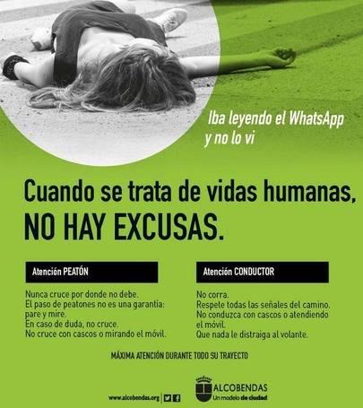 Imagen del cartel con el que el Ayuntamiento da a conocer la campaña