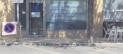 Nueva zona azul en una parte de la Avenida Olímpica