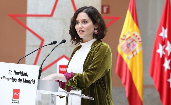 Ayuso avanza que no impedirá que se salga de Madrid ni cerrará la hostelería