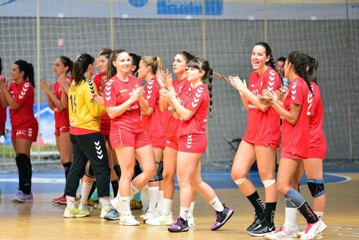 Foto del Club Balonmano Alcobendas de un partido disputado por el Helvetia Balonmano Alcobendas