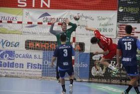 Segunda derrota del Secin Group Balonmano Alcobendas en la liga Asobal