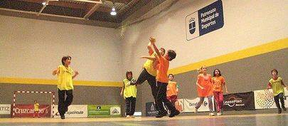 Jornada de Puertas Abiertas de la Escuela del Club Balonmano Alcobendas