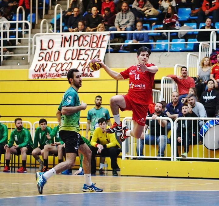 Novena victoria consecutiva del Secin Group Balonmano Alcobendas