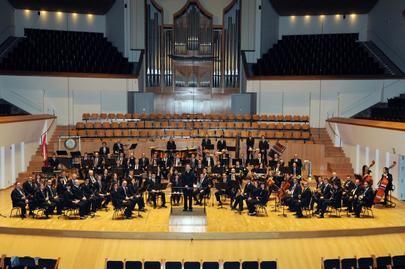Concierto de Santa Cecilia en La Esfera de Alcobendas