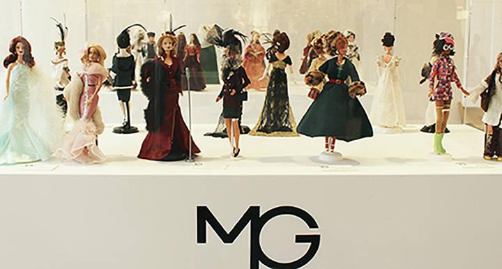 Barbie y la historia de la moda en Moraleja Green