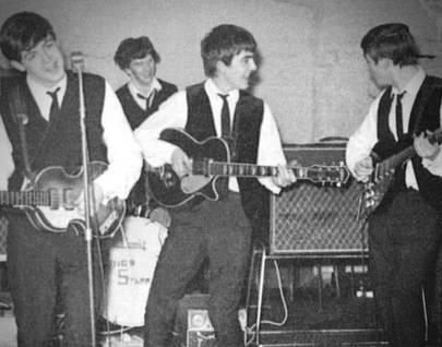 Los Beatles en 1961 debutaron en La Caverna