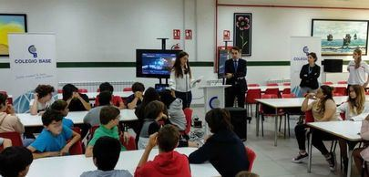 Tres Proyectos del Base acceden a la final del concurso Be TalentSTEAM