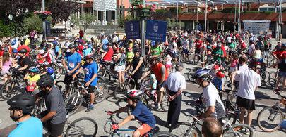 XXVIII Día de La Bicicleta en Alcobendas