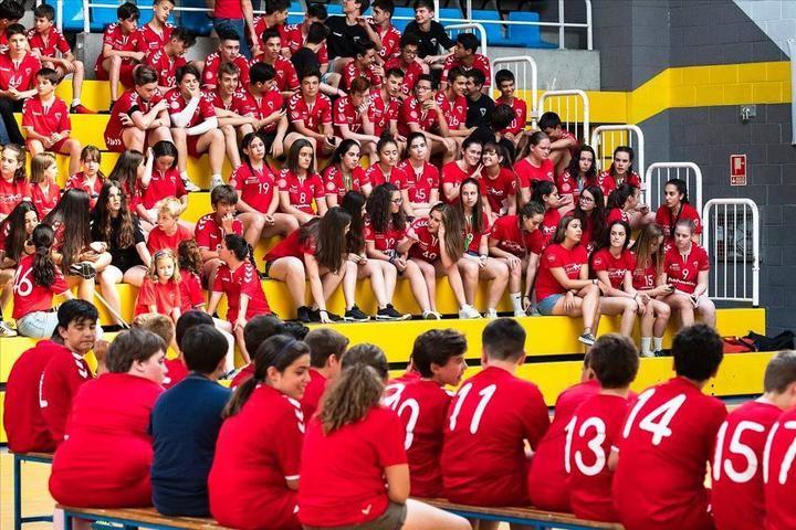 El Club Balonmano Alcobendas abre las puertas de su Escuela a los más pequeños