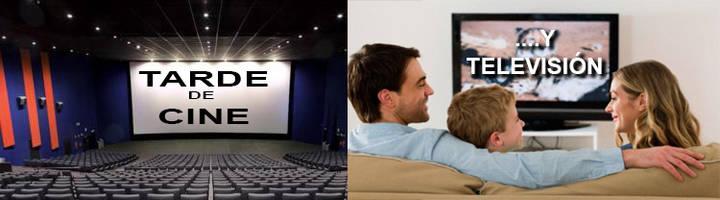 Conecta con los cines de la zona y 'Guía TV'