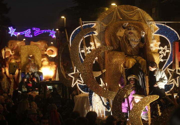 La Cabalgata de los Reyes Magos en Alcobendas empezará a las 18 horas