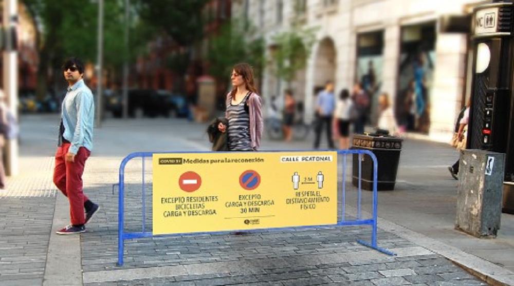 Izquierda Independiente de Sanse pide peatonalizar más calles
