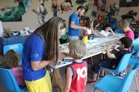 Campamento ecológico en la Escuela de Educación Ambiental de Alcobendas