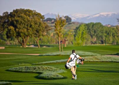 Torneo de Golf de Primavera en el campo 4 de La Moraleja
