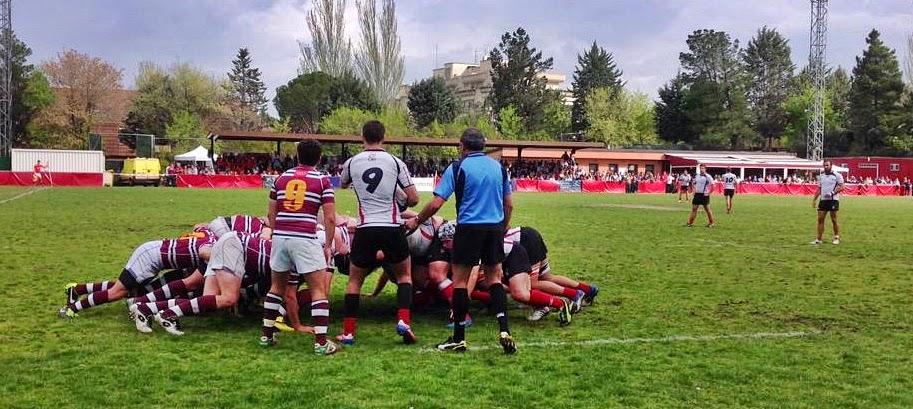 Reforma integral del campo de rugby de las terrazas for Club social la moraleja