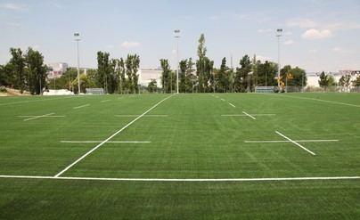 Acaba la reforma del campo de Rugby de Las Terrazas
