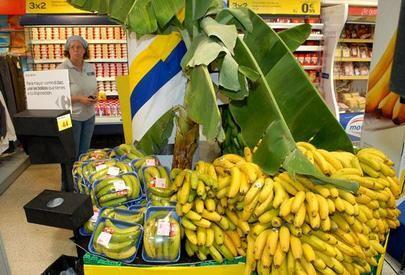 Presentación de la Feria de Producto de Canarias en Carrefour Alcobendas