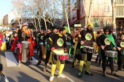 Carnaval en Sanse