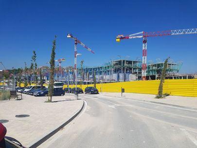 Primeras licencias para las nuevas viviendas de La Moraleja