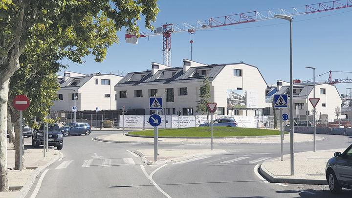 Nuevo revés de la Justicia a las nuevas viviendas de La Moraleja