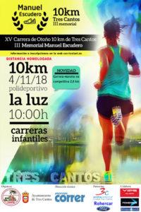 XV Carrera de Otoño 10 KM
