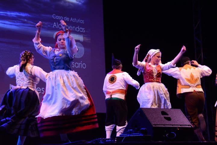 Semana Cultural de Asturias en el edificio municipal La Esfera de Alcobendas