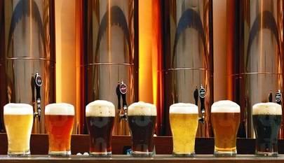 Sanse celebra la primera Feria de la cerveza artesanal