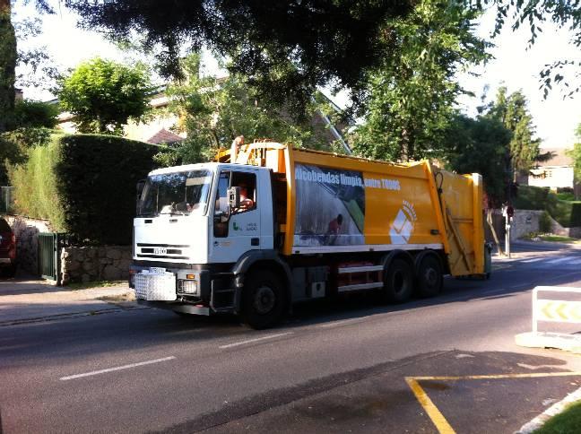 Alcobendas cambía de empresa para la recogida de los residuos sólidos urbanos y la limpieza viaria