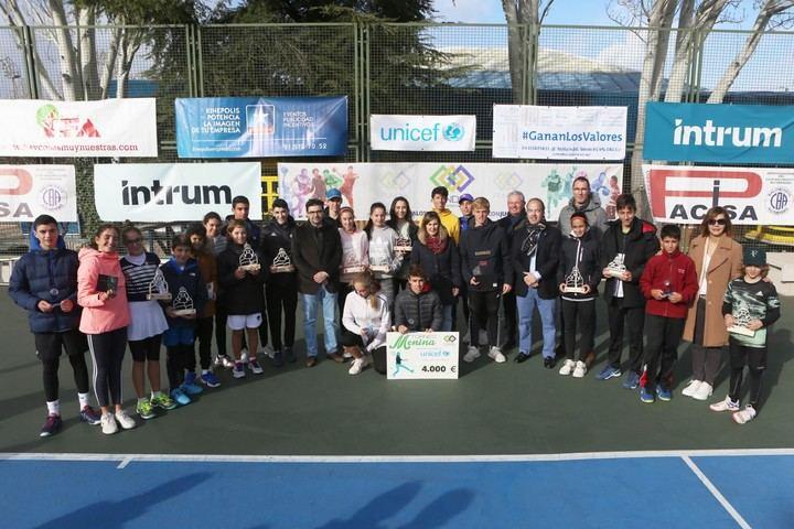 FUNDAL Alcobendas entrega 4.000 euros a UNICEF