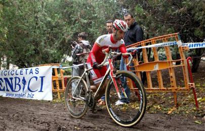 Copa de Madrid de ciclocross en Alcobendas