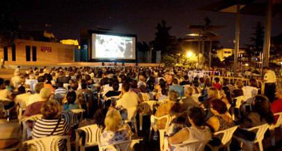 Vuelve el Cine de Verano en Alcobendas